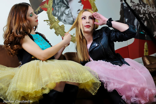 Gossip girls in town