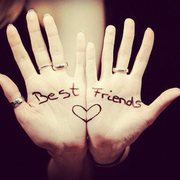 Mind and best friend