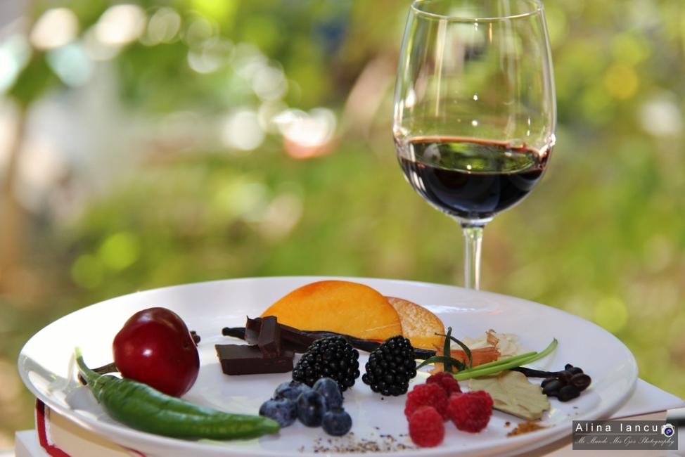 Paharul de vin prin ochii unei pasionate de fotografie