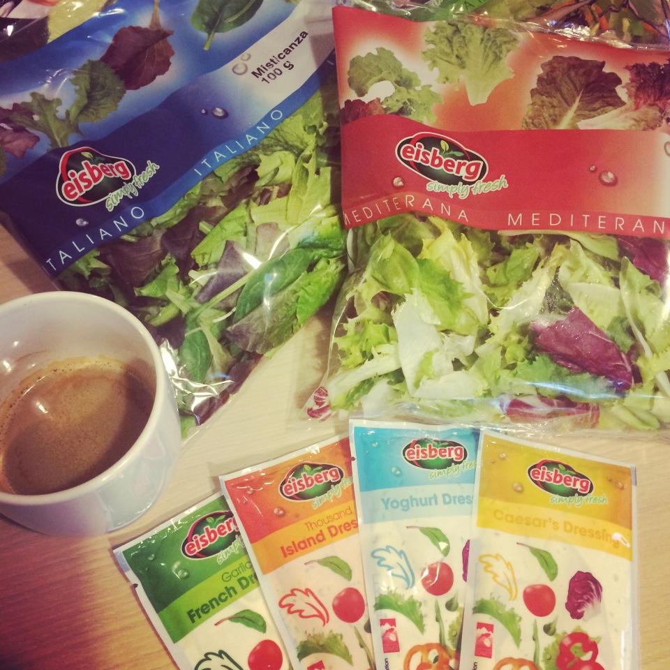 Salatele eisberg au fost inventate pentru mine!