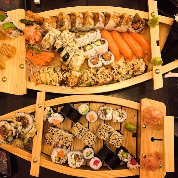 Unde se mananca cel mai bun Sushi din Bucuresti? (P)