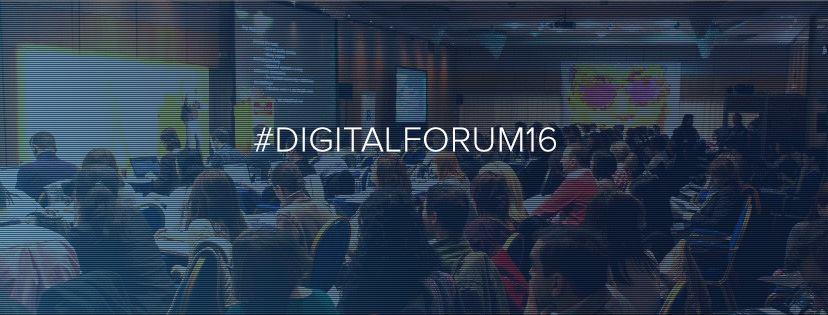 Află cele mai noi trenduri în Marketing Digital la #DigitalForum16