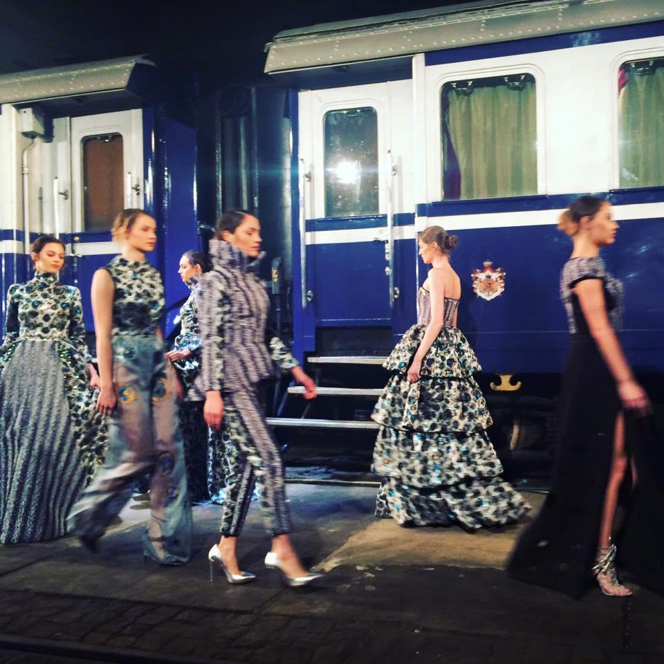 În Orient Expressul lui Stephan Pelger