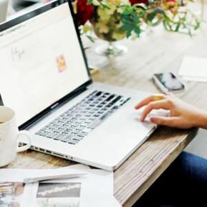 blogger-work-space