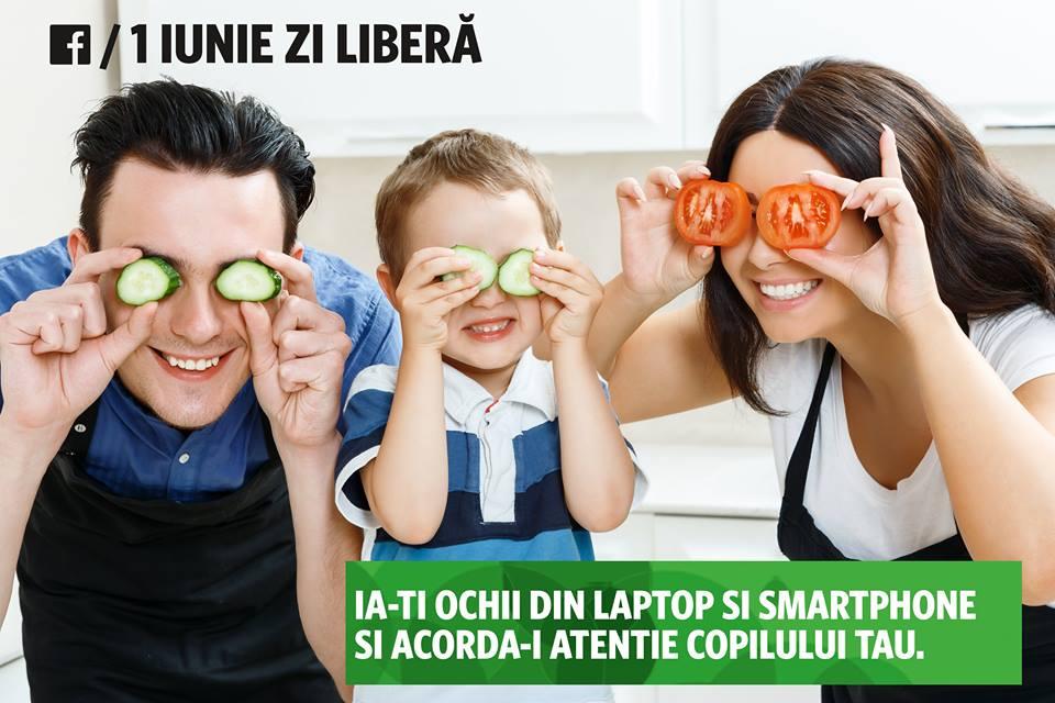 """Susțin proiectul """"1 iunie zi liberă"""""""