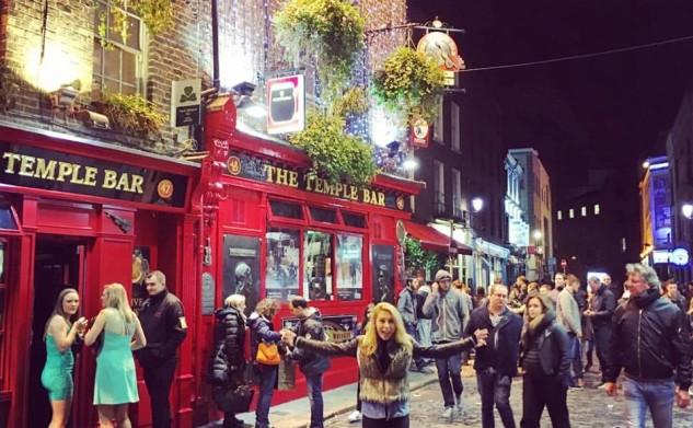 Prima mea călătorie singură a fost în Dublin