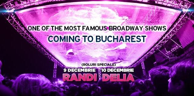 Fuerza Bruta ajunge în România cu 4 show-uri explozive