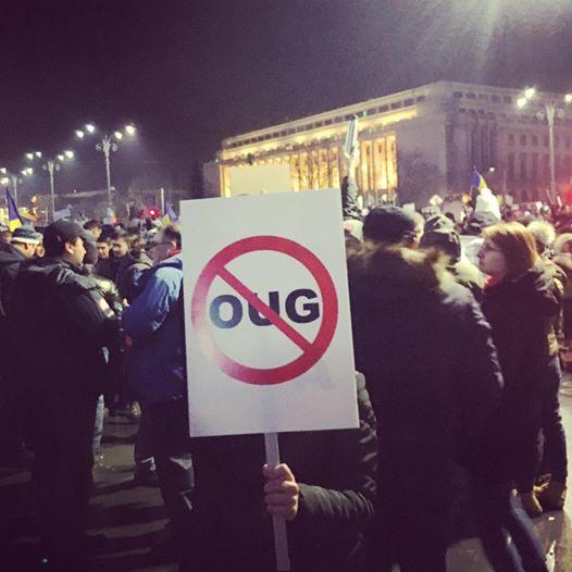 Ghid de bună purtare la protest