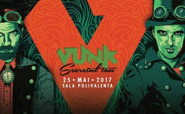 """Spune """"Secretul tău"""" și câștigi o invitație dublă la concertul Vunk (C)"""