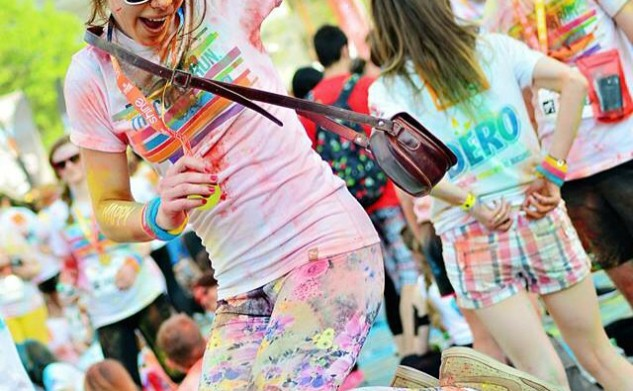 Hai cu mine la The Color Run București!