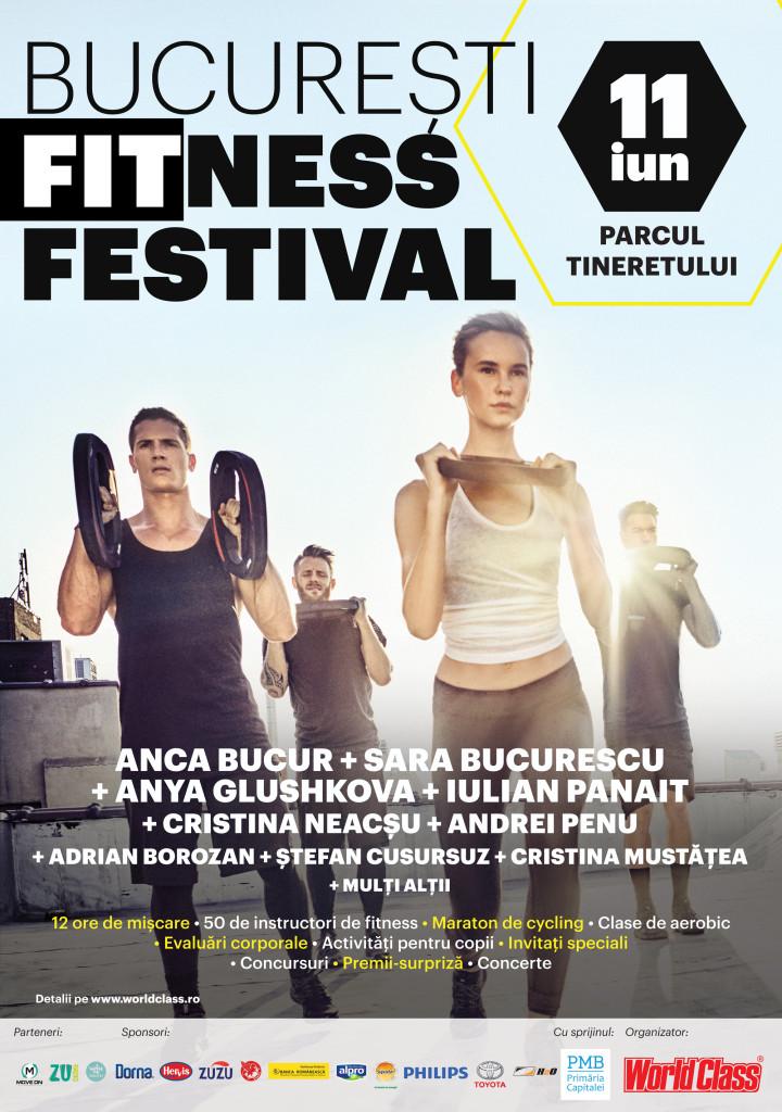 World Class Fitness Festival