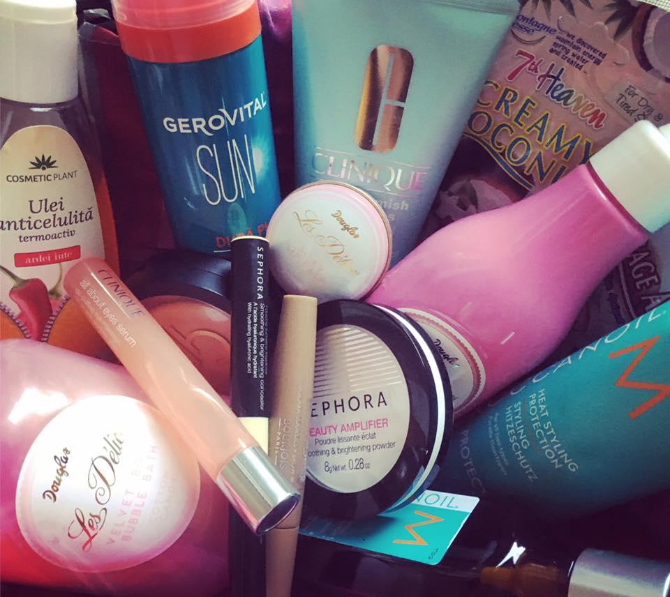 Produse de baie și cosmetice recomandate (Vara 2017)