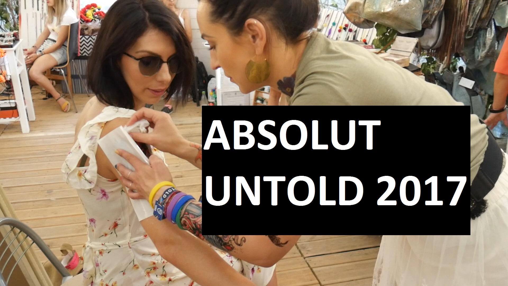 ABSOLUT toți vloggerii au fost la UNTOLD!