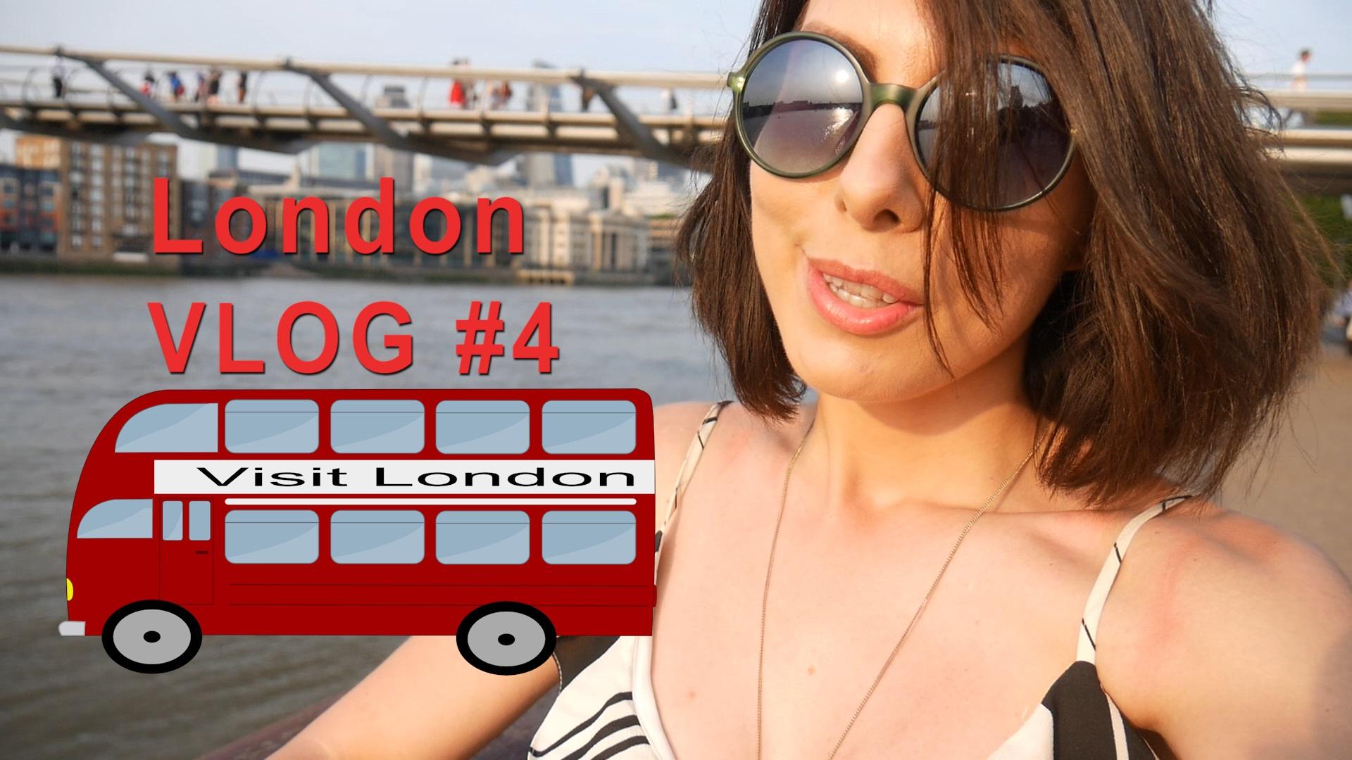 Mă mut în LONDRA??! | TRAVEL VLOG