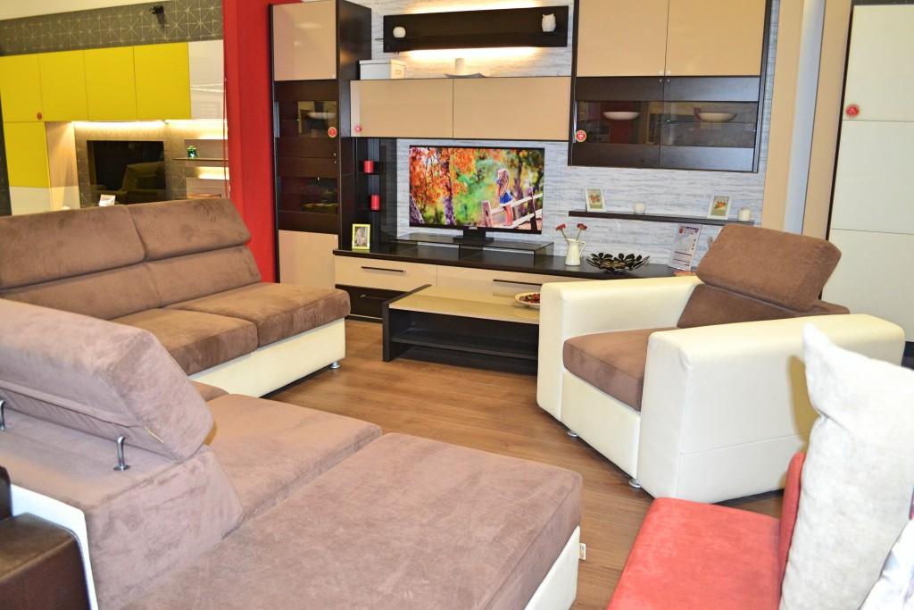 canapea si fotoliu modular lems