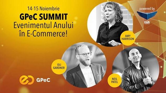 GPEC Summit – 30 speakeri internaționali și locali de excepție