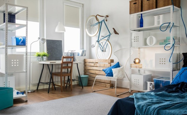 5 idei practice pentru extra spațiu în garsonieră