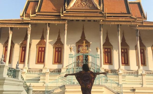 O săptămână în Phnom Penh, Cambodgia