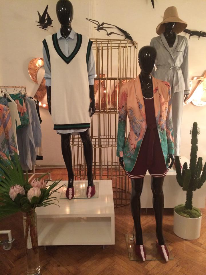 Colectia H&M STUDIO S/S 2015
