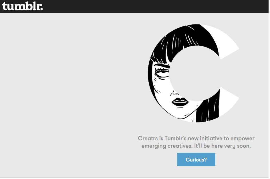 Tumblr lanseaza o noua platforma care va fi puntea de legatura intre artisti si publicitari