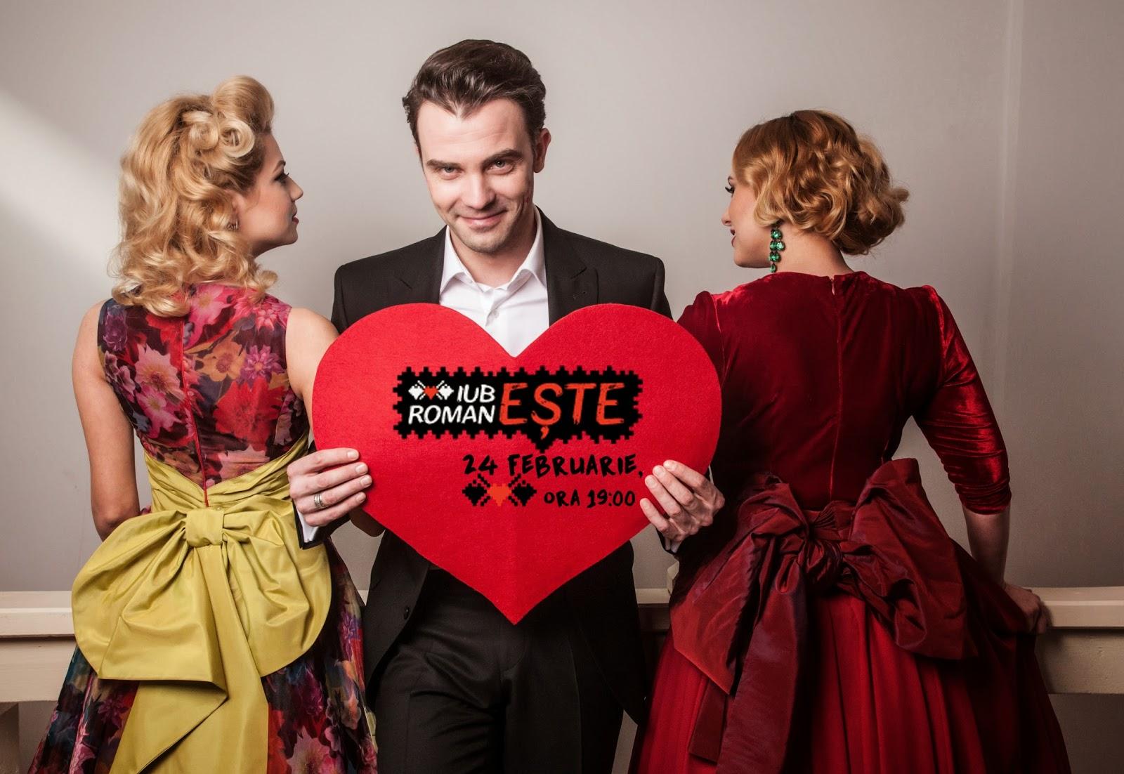 Iubește Românește de Dragobete – un eveniment a!urit