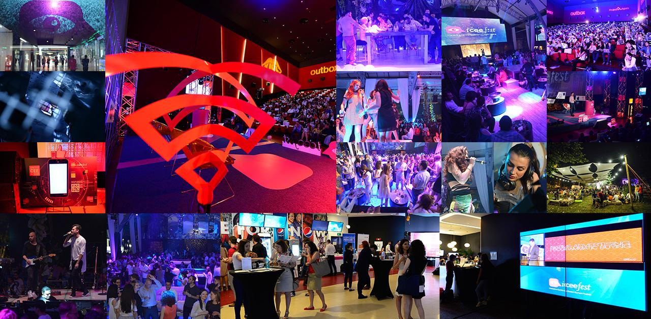 Trebuie să fii prezent la ICEEfest – cel mai amplu festival dedicat Internetului din Europa Centrală și de Est