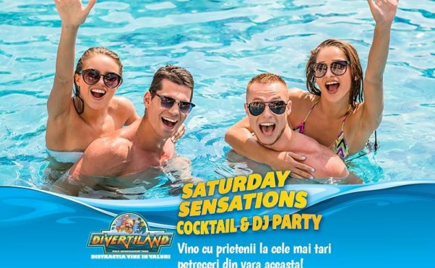 Câștigă 2 invitații duble la Divertiland Water Park