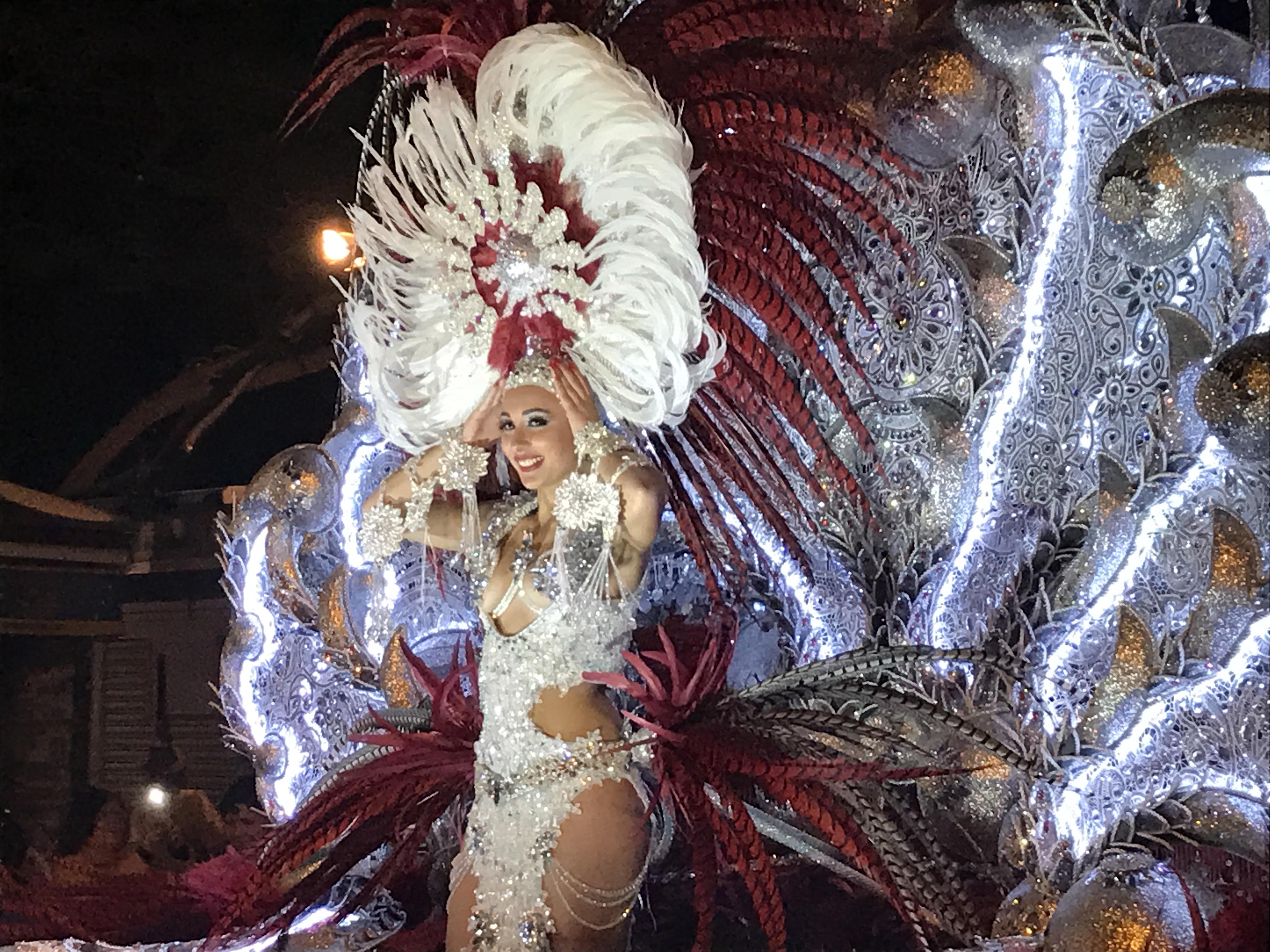 Carnavalul din Santa Cruz de Tenerife