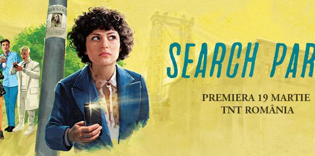 Căutări misterioase – un nou serial TNT (C)