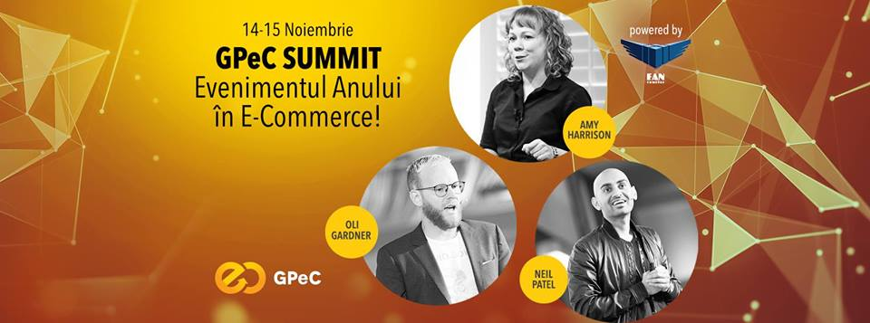 GPEC Summit – 30 speakeri internaționali și locali de excepție