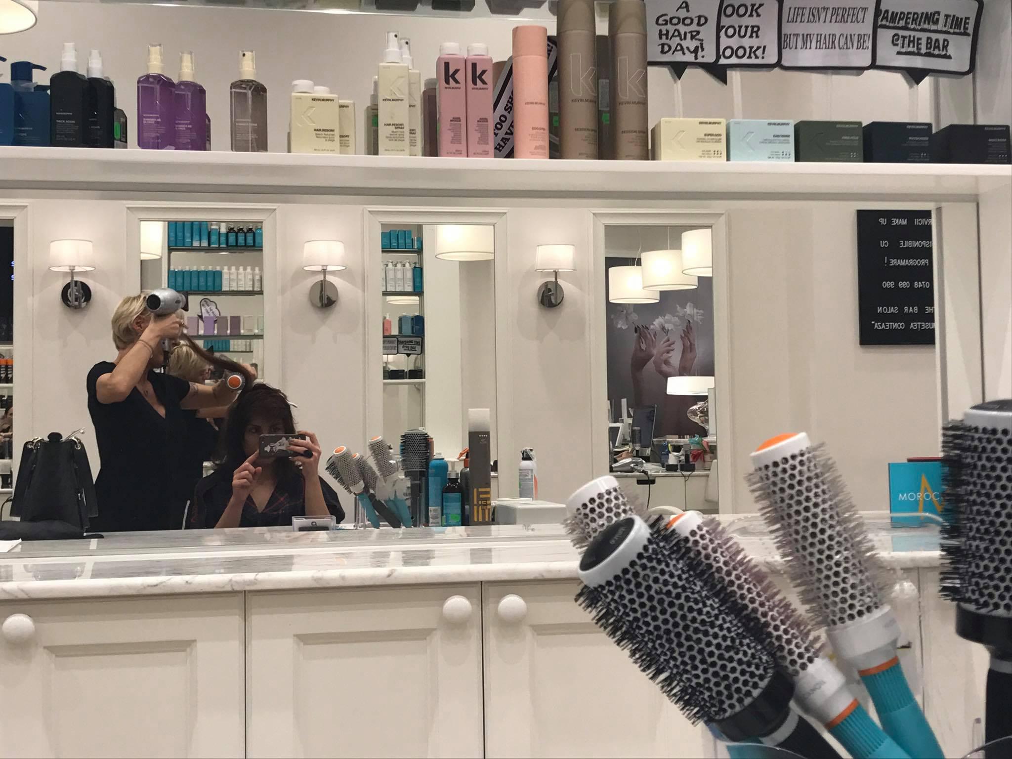 Câștigă un răsfăț la The Bar – Beauty Salon (C)