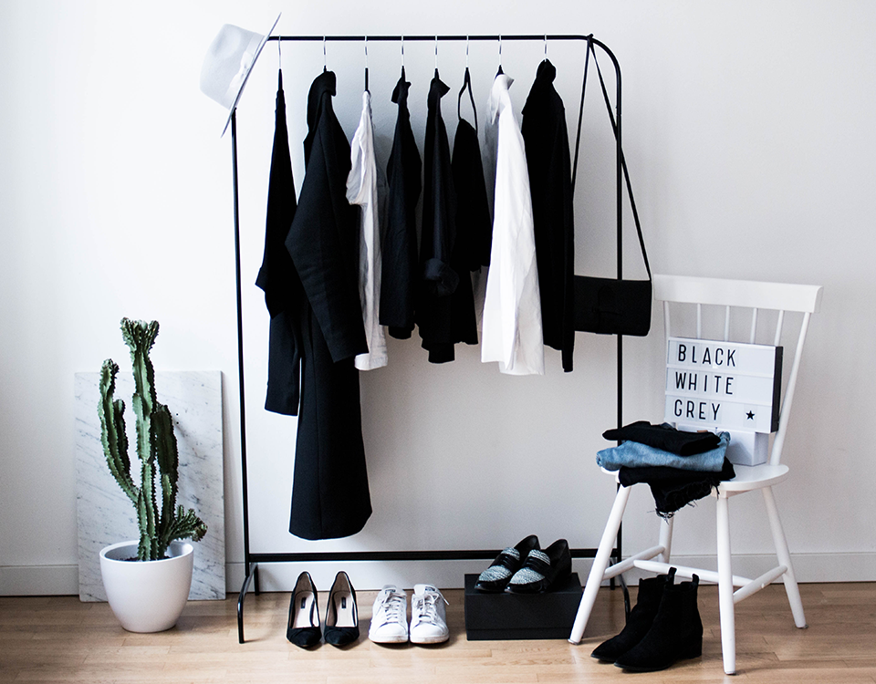 Fără shopping de haine 3 luni