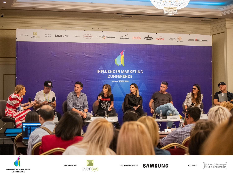 Utile de la Conferința Influencer Marketing
