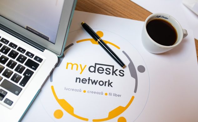 MYDESKS – aplicația care transformă cafenele și restaurante în spații de co-working (P)