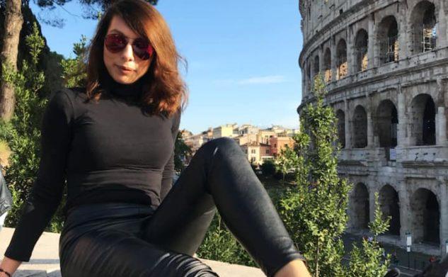 O zi în Roma