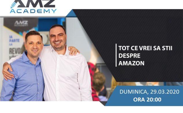 Schimbare de carieră – învață să vinzi pe Amazon și să câștigi bani online! (P)