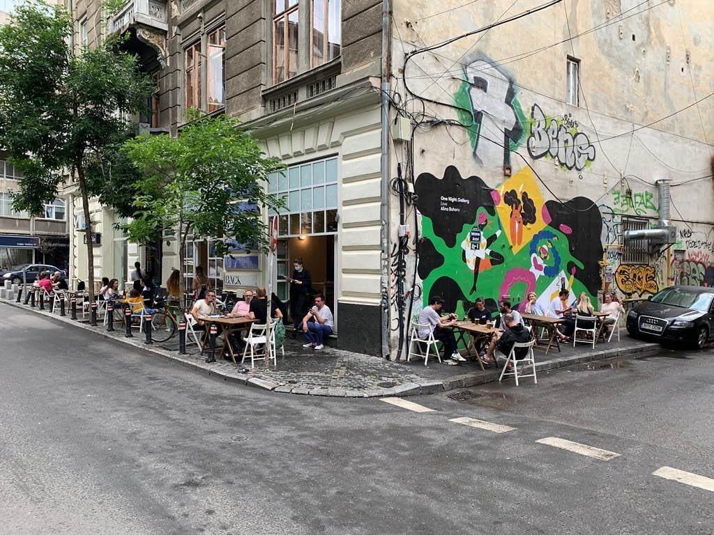 Locurile boeme din București, micul Paris!